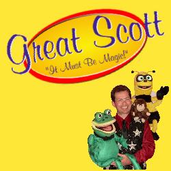 Great Scott - It Must Be Magic!