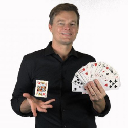 Magician Jonathan Meyer